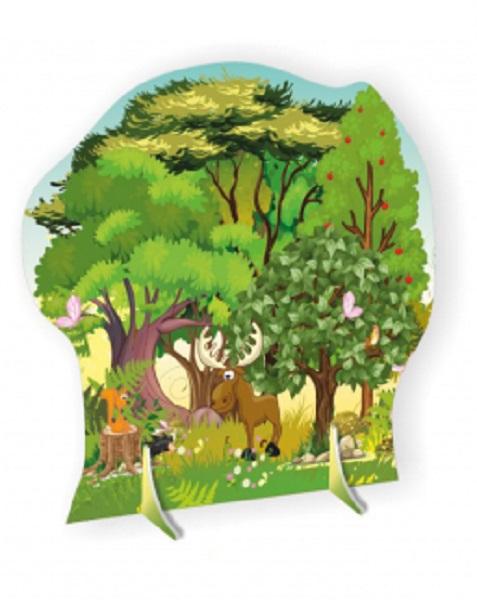 Картинки декорации деревья