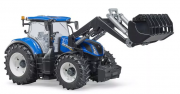 Трактор New Holland T7.315 с погрузчиком