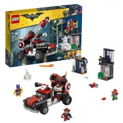Lego Batman Movie : Тяжёлая артиллерия Харли Квинн 70921