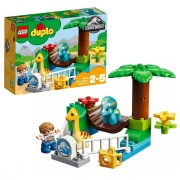 Lego Duplo Jurassic World Парк динозавров