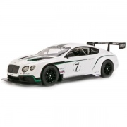 Машина на р/у Rastar Bentley Continental GT3 1:14, со светом