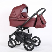 Коляска Car-Baby Polo Ecco 2 в 1